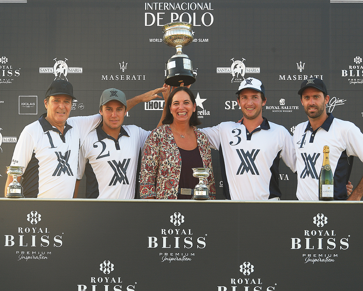 2017-07-30 Ayala vencedor Copa de Bronce Royal Bliss de alto hándicap