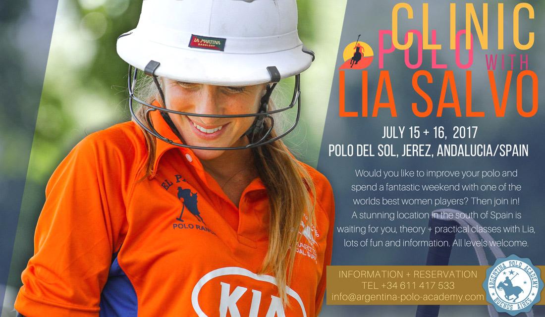 Lia-Salvo-Clinic-July-2017